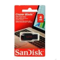 Pendrive 4gb Kingston Sandisk Flashdrive Tienda Mayor Detal