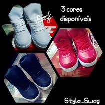 Tenis Nike Blazer, Cano Alto, Skatista, Skate, Skater