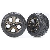 Traxxas 3776a Anaconda 2.8 Neumáticos Ensambla En Las Estre