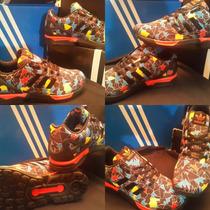 Zapatos Adidas Torsion Unisex 100% Originales Tallas:38.5,40