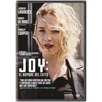 Joy El Nombre Del Exito Jennifer Lawrence , Pelicula En Dvd