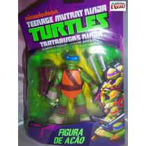 Tartaruga Ninja Turtles 12 Cm - (valor Unitário) Multikids