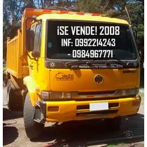 Volqueta Nissan 2008 Negociable