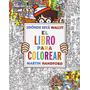 Dónde Está Wally? Libro Para Colorear (nb Wally Envío Gratis