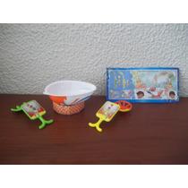 E8 Miniatura Kinder Joy - Jogo De Basquete - Tr314c