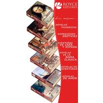 Las Mejores... Novelas, Narraciones Y Aventuras 6 Vols