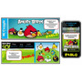 Kit Imprimible Angry Birds: Invitaciones, Candy, Deco, Torta