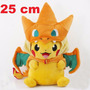 Peluche Pikachu Disfrazado De Charizard Pokemon Go 25 Cm