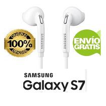 Envio Gratis Audifonos Originales Samsung S7 Edge Con Caja