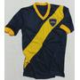 Camiseta De Boca Conmemorativa 100 Años