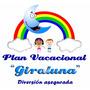 Plan Vacacional Giraluna Vacaciones 2016