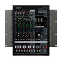 Mesa De Som Analógica Yamaha Mgp12x Console Mixer Premium Ca