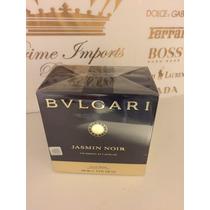 Perfume Bvlgari Jasmin Noir Edp 100ml - Original E Lacrado -