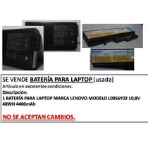 Se Vende Batería Para Laptop