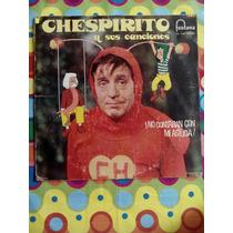 Chespirito Lp Y Sus Canciones 1976