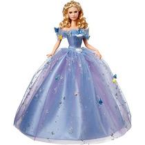 Boneca Cinderella Luxo Colecionável - Mattel