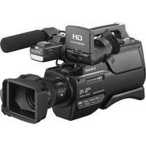 Filmadora Sony Hxr Mc 2500 Com Nota Fiscal 03 Anos Garantia