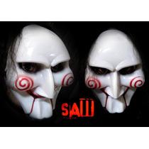 Mascara Saw, Fiesta De Disfraces, Halloween Envío Gratis