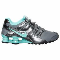 Tenis Nike Shox Current Mujer (adidas Puma Lacoste Vans)