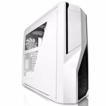 Gabinete Nzxt Phantom 410 White Blanco Fan Atx Usb 3.0