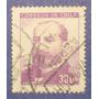 Estampilla 30 Cts Jorge Montt Presidente Casa Moneda Chile