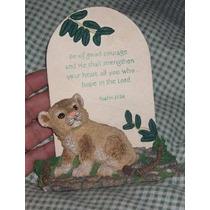 Hermoso Adorno Del Salmo 31 Cristianos Ceramica Djgsv