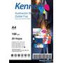 Papel Bifaz Kennen 150 G A4 Ilustracion Inkjet X 10 Paquetes