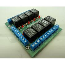 Arduino, Placa 8 Reles, Automação