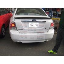 Ford Fusion 2009 2008 2007 2006 Te Vendo El Spoiler Con Stop