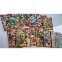 Circomix, Comics, Revista Big Bang, Historieta, Lectura