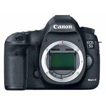 Camera Canon Eos 5d Mark Iii Corpo + Garantia + Grátis Bolsa