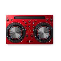 Pioneer Dj Ddj Wego3 Controladora Vermelha