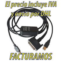 Interface Cable Plc Usb Sc09 Programar Fx Y A Mitsubishi