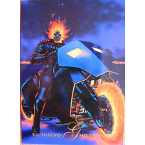 Ghost Rider / Marvel Comics Pepsi Cards 50 / Tarjetas