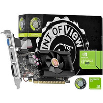 Placa De Video Geforce Gt 630 2gb Ddr3 128 Bits Dvi|hdmi|vg