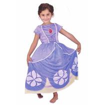 Disfraz Disney Princesas Sofia Sirenita Aurora Rapunzel Doc