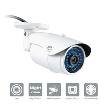 Camara Ip Bullet Jooan 2.0 Mp 1080p Para Exterior E Interior