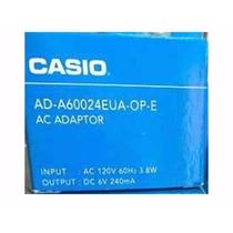Transformador Para Calculadora Casio Teclado Casio
