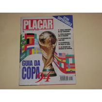 Guia Mundial Usa 1994 Revista Placar De Brasil