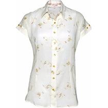 Camisa Feminina Lary Em Lese - Pimenta Rosada