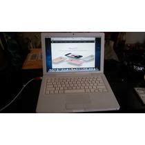 Laptop Apple Macbook Blanca 2006