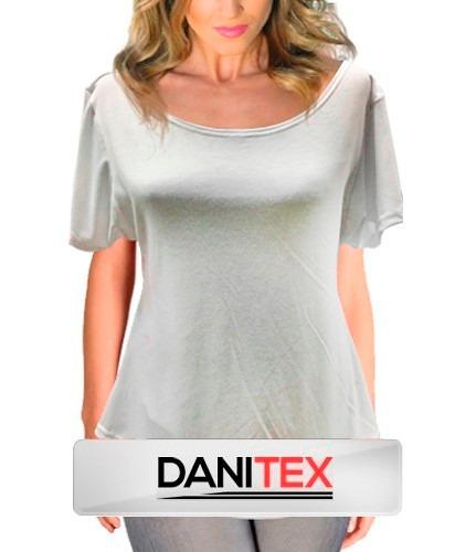 Remera Dama Murcielago Bien Amplia Modal Importado. Danitex! -   105 ... 35bc73689e2