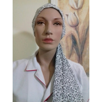 Touca, Turbante, Lenço Quimioterapia