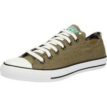Converse Tênis Converse All Star Ct As Ox Verde Original