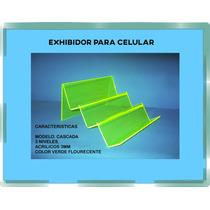 Exhibidor Para Celulares