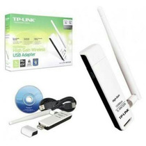 Adaptador Usb Inalámbrico Wifi Antena 150mbps Internet Tl