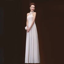 Hermosos Vestidos De Moda Oriental Color Beige Talla Mediana