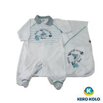 Kit Saída Maternidad Sonho Mágico P 2-4m F Grátis Kero Kollo
