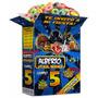 Kit Imprimible Angry Birds Star Wars Invitaciones Cumpleaños