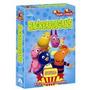 Backyardigans Box 5 Dvds 1ª Temporada Completa - Original